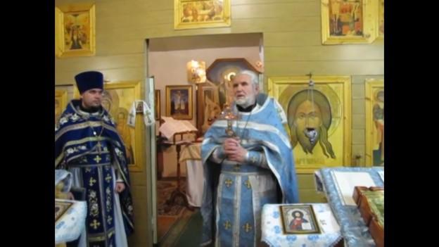 престольный праздник Крым